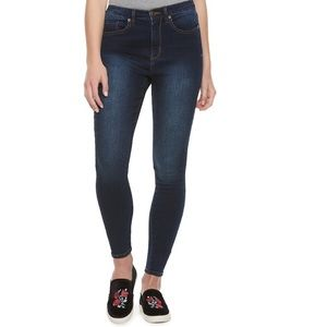 NWOT Muff Flx Stretch Jean Leggings Size 5